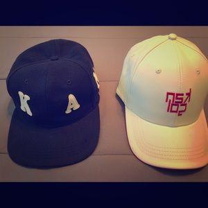 Two KANGOL Men's Baseball Hats